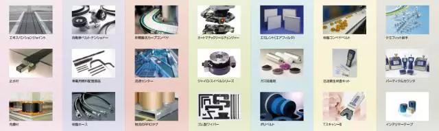 工业模组皮带