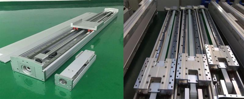 滑台模组结构