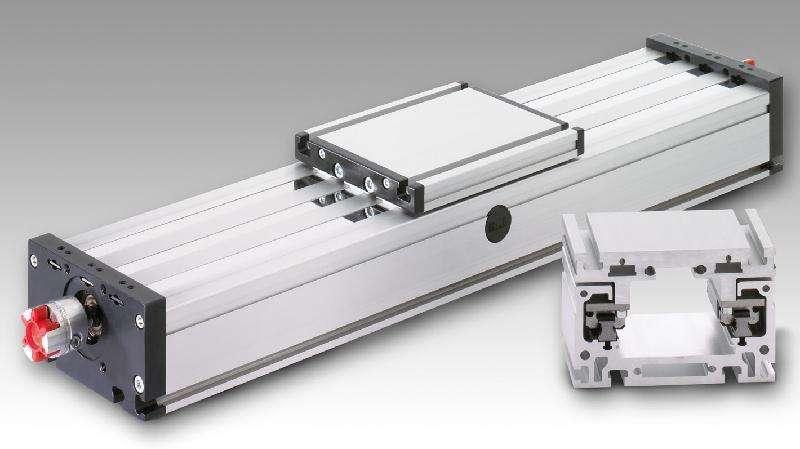 电动滑台丝杆式的设计特点介绍